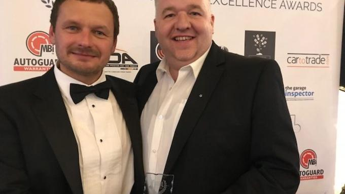 Beverley Motor Works Scoop 2 Auto Industry Excellence Awards